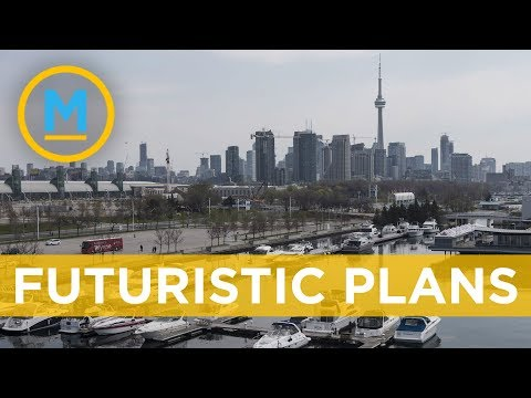 Plans for high-tech neighbourhood in Toronto's Waterfront revealed | Your Morning