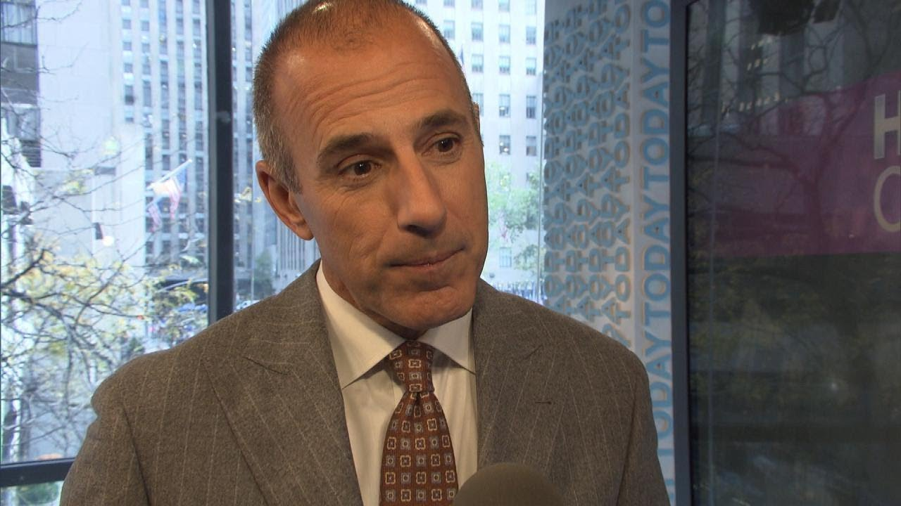 Matt Lauer's former-model wife meets with lawyers to get bigger settlement if they split, report says