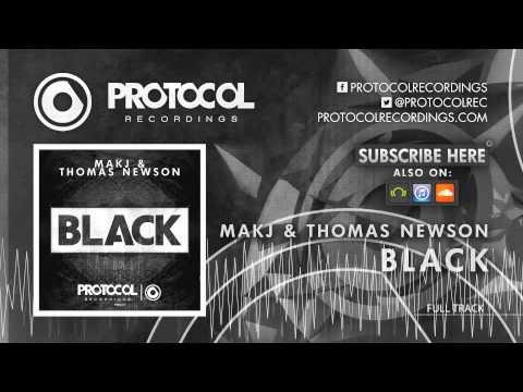 MAKJ & Thomas Newson - Black