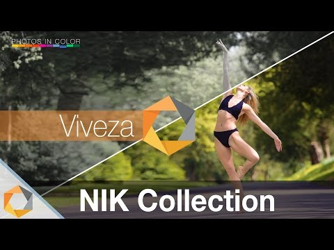 Nik Collection Tutorial - Part 3 - Viveza Photoshop and Lightroom