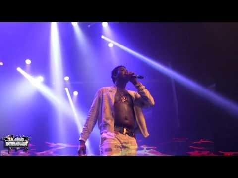 Gucci Mane performing