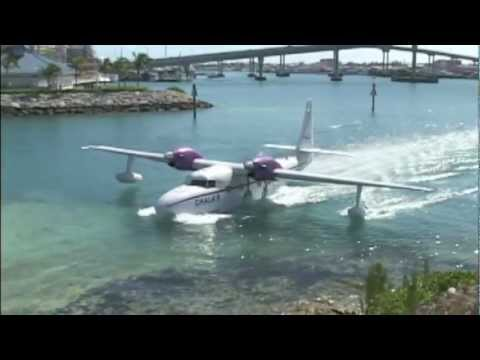 Paradise Island Ocean Landing