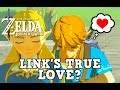 Link's Secret Wedding? (Breath of the Wild)