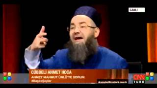 Cubbeli Ahmet Hoca CNN TURK Baska Seyler - 21-12-2014 - Canli - KISIM 8