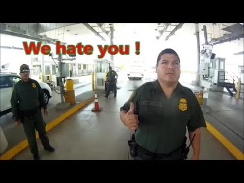 Laredo,Tx  Border Patrol Checkpoint REMATCH