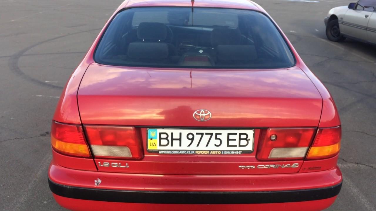 Toyota Carina E 1996