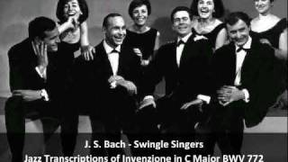 Swingle Singers For the original see: http://www.youtube.com/watch?...