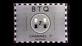 Analog TV Transmission Switch off BTQ-7 Brisbane Australia May 28 2013