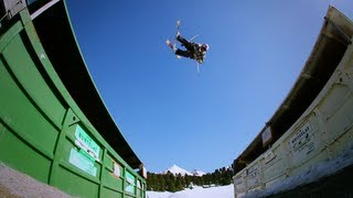 Mindset of a Freeskier - Bene Mayr 2012