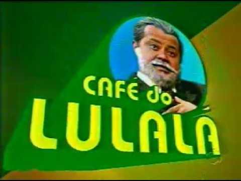 Café do Lulalá - Lula entrevista Silvio Santos