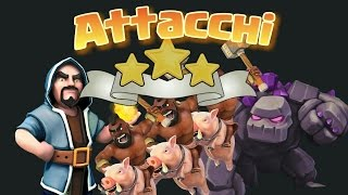 100% A TH9 MAXATO con GoWiHog- Clash of Clans