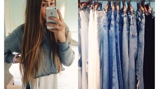 working at brandy melville + growing long hair Q&A