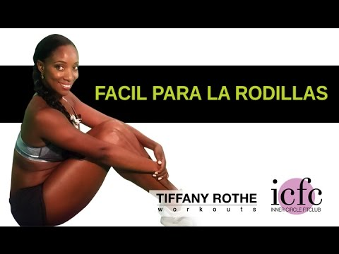 Rutina Para No Lastimar Tus Rodillas Tiffanyrotheworkouts Youtube
