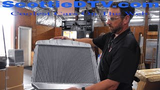How a Custom Automotive Radiator is Made Brice Thomas Radiator Plant Tour
