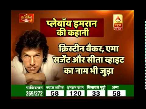 Pakistan Elections results UPDATES: All about Imran Khan`s affairs
