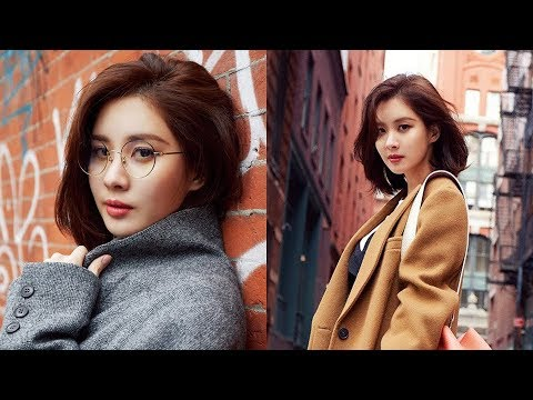Seohyun Shows off the Ideal Winter Styling in the Streets of New York