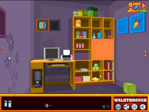 Purple home escape walkthrough youtube for Minimalist house escape 2 walkthrough