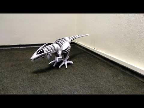 Робот-динозавр RoboRaptor WowWee