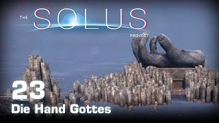 The Solus Project [23] [Die Hand Gottes] [Twitch Gameplay Let's Play Deutsch German] thumbnail