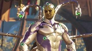 Injustice 2 Enchantress Multiverse Gameplay!!!