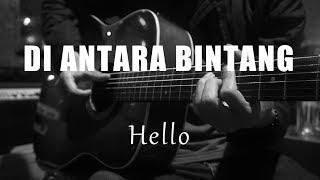 Download Mp3 Di Antara Bintang - Hello   Acoustic Karaoke