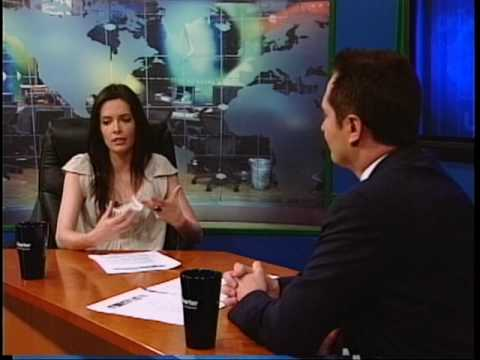 Bitsie Tulloch ~ Corazon de Vida  CNN Video