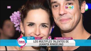 Juanita Ringueling nos contó sobre sus proyectos televisivos