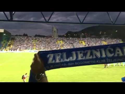 Željezničar (Sarajevo) - AIK (Stockholm) 0:0 - Grbavica Stadium, Sarajevo, July 13, 2017