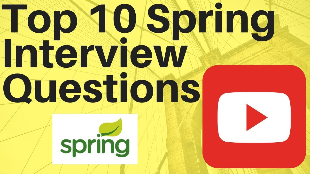 top 10 spring mvc interview questions interviewdot com job portal top 10 spring mvc interview questions interviewdot com job portal