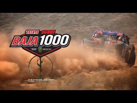 2013 SCORE BAJA 1000 QUALIFYING TOP 5