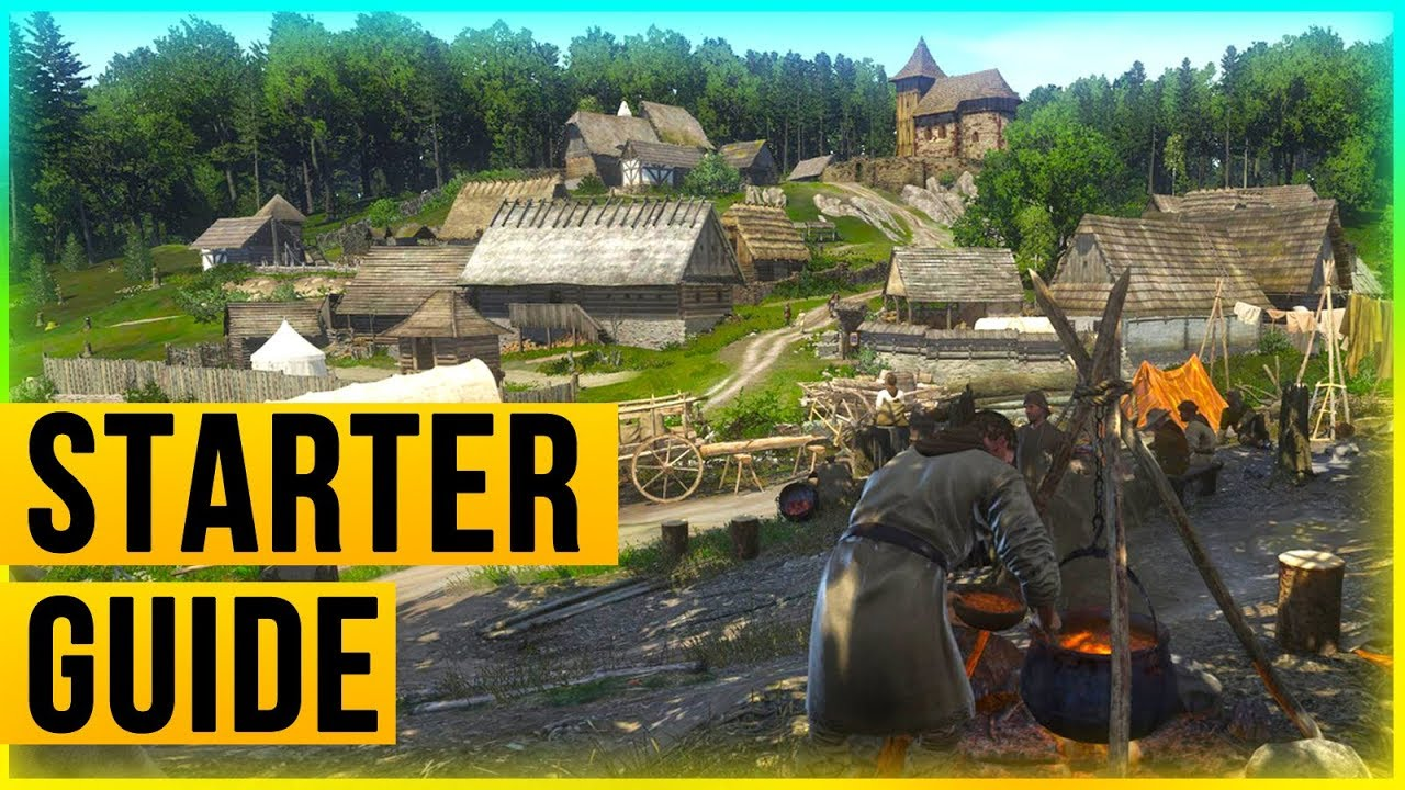 Kingdom Come Deliverance DLC: From The Ashes Starter Guide!