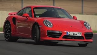 Porsche 911 Turbo S | Chris Harris Drives | Top Gear
