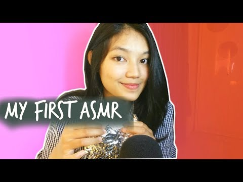 Me Trying ASMR tapping and scratching to help you sleep ! | ASMR INDONESIA