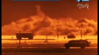 Взрыв атомной бомбы(Видео взрыва атомной бомбы (артиллерийского ядерного снаряда) во время испытания атомной пушки калибром..., 2013-08-17T20:16:40.000Z)