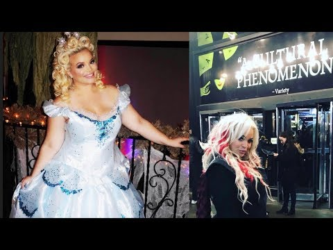 TRISHA PAYTAS IN WICKED ON BROADWAY!