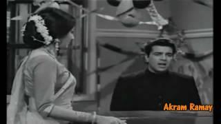 Aaya Hai Mujhe Phir Yaad Woh Zalim - Mukesh -- Devar (1966) - HD