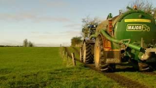 Bobby Hynes & Son's Agri Contractor's 2016