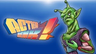 Action Henk (The race is on!) Piccolo Character