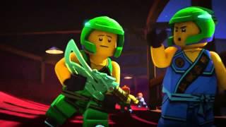 LEGO NINJAGO - The Ninja Roll by THE FOLD official music video