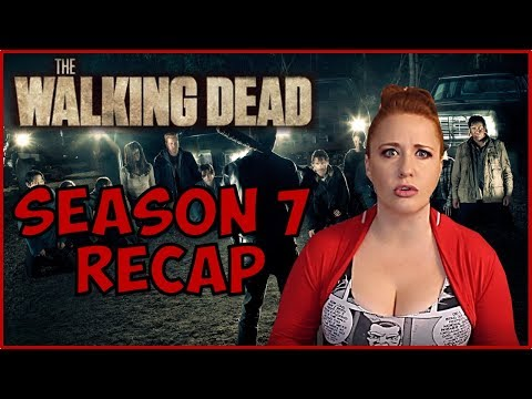 The Walking Dead Season 7 Recap
