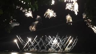 World fireworks day celebration in Thailand(part2nd)