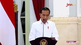 Ucapan Terima Kasih Pak Jokowi untuk Kabinet Kerja setelah 5 Tahun Bersama - JPNN.com