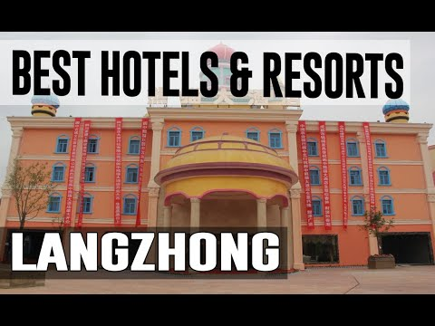 Best Hotels and Resorts in Langzhong, China