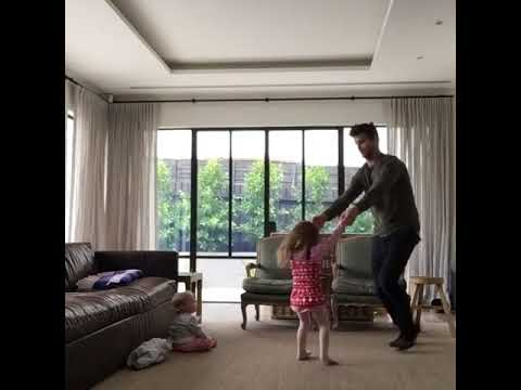 FUNNY: Trent Cotchin's attempt at an adorable video went a little awry
