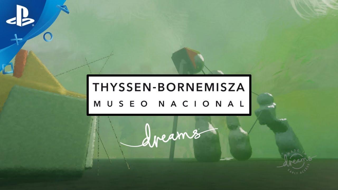 Resultado de imagen de museo Nacional Thyssen- Bornemisza dreams ps4