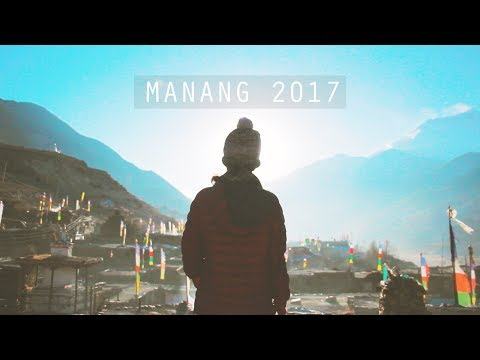 Manang | Travel | Nepal 2017