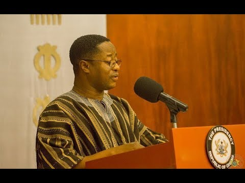 Ghana to transform land administration process from manual to digital