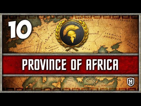 AGAINST THE ODDS | African Empire #10 - Mini Campaign - Terminus: Total War Imperium