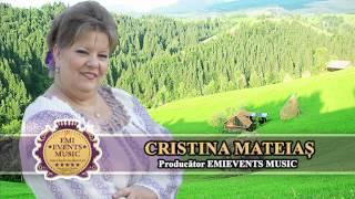 Cristina Mateias - Doamne multi i-am ajutat(Official2015)