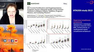 Экспертология Прием витамина D и Омега 3 жирных кислот при беременности Пустотина О А